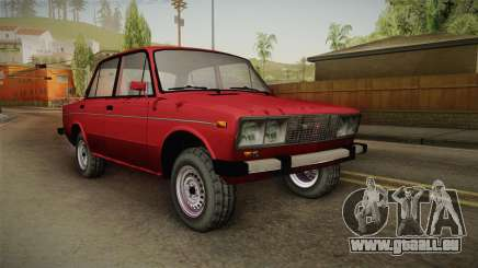 VAZ 2106 SA Style v2 für GTA San Andreas