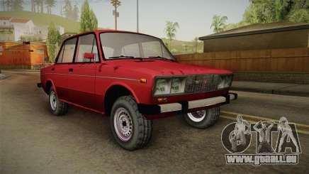 VAZ 2106 SA Style v2 pour GTA San Andreas