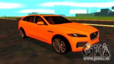 Jaguar F-Pace pour GTA San Andreas