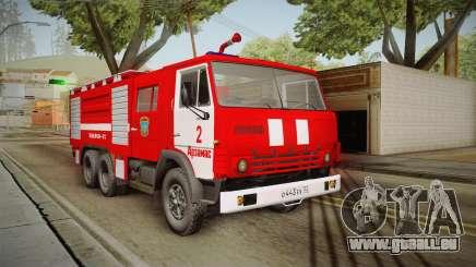 KamAZ 53212 Feuer-LKW in der Stadt Arzamas für GTA San Andreas