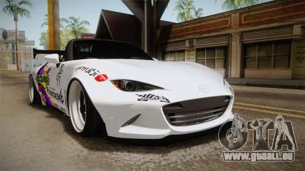 Mazda MX-5 ND Pandem 2016 pour GTA San Andreas