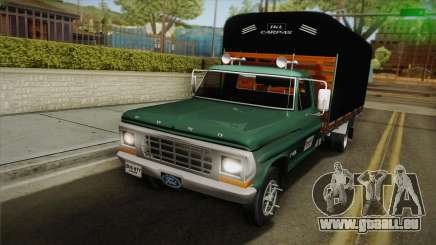 Ford F-350 1978 pour GTA San Andreas