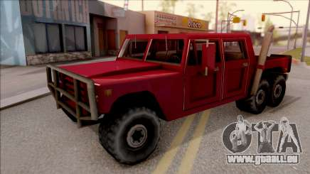 Patriot 6x6 pour GTA San Andreas