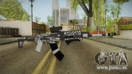 Call of Duty: Advance Warfare AK-12 pour GTA San Andreas