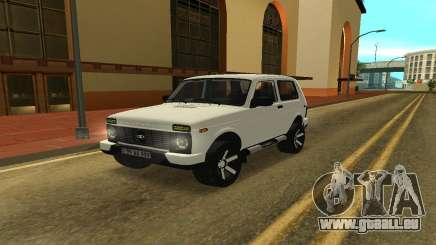 Lada Urban Armenian für GTA San Andreas
