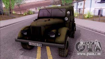 GAZ 69A pour GTA San Andreas