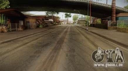 Grove Street Textures Edited pour GTA San Andreas