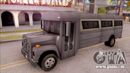 Bus from GTA 3 pour GTA San Andreas