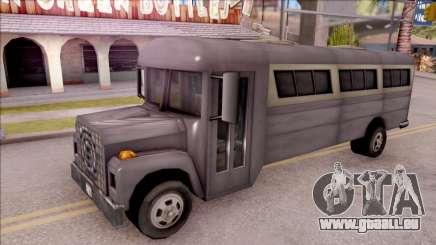 Bus from GTA 3 für GTA San Andreas