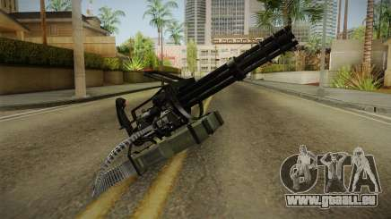 Minigun China Wind pour GTA San Andreas