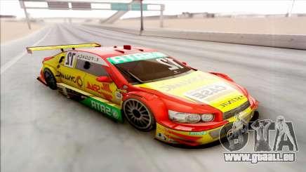 Chevrolet Sonic JL G 09 Stock V8 für GTA San Andreas