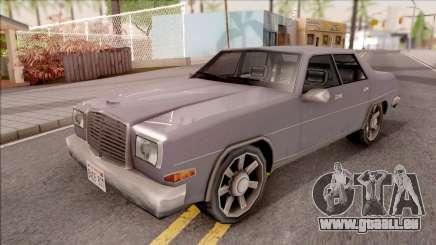 Stepfather Car from Bully für GTA San Andreas