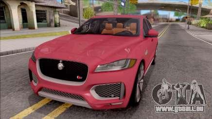 Jaguar F-Pace S pour GTA San Andreas