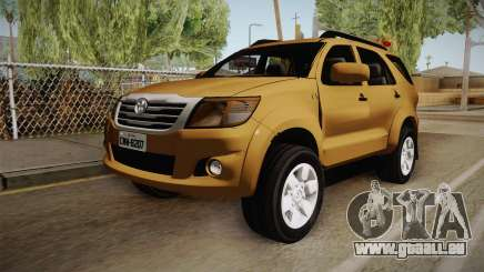 Toyota Fortuner V pour GTA San Andreas