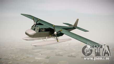 Beagle Sea Plane pour GTA San Andreas