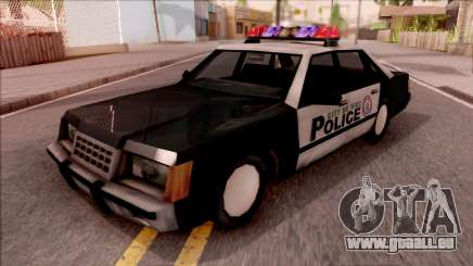Vice City Police Car für GTA San Andreas