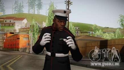 CoD: AW - Marine Dress Uniform Cormack pour GTA San Andreas