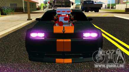 XeNON Hid 30000K PuRple für GTA San Andreas