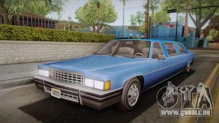 GTA 5 Albany Emperor Limo für GTA San Andreas