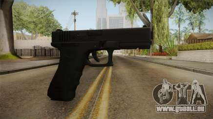 Glock 18 3 Dot Sight Orange für GTA San Andreas