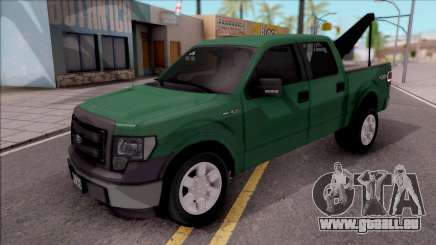 Ford F-150 Towtruck pour GTA San Andreas