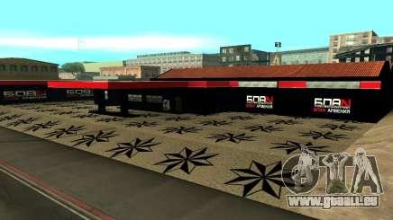 BPAN Arménie garage à SF pour GTA San Andreas