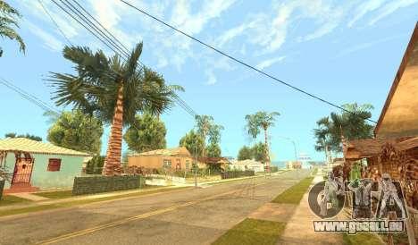 Neue, mehr realistische Timecycle von Luke126 für GTA San Andreas