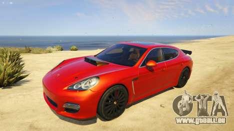 GTA 5 Michael Est Mieux Avec Une Porsche