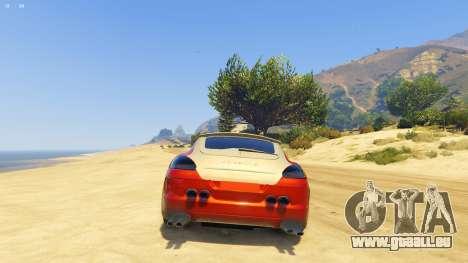 GTA 5 Michael Est Mieux Avec Une Porsche troisième capture d'écran