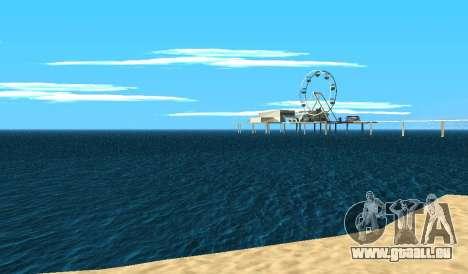 Neue, mehr realistische Timecycle von Luke126 für GTA San Andreas fünften Screenshot