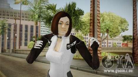 Mass Effect 3 Miranda Short Hair pour GTA San Andreas