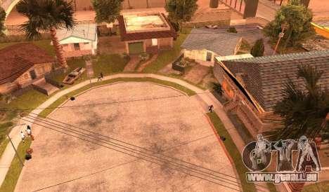 Neue, mehr realistische Timecycle von Luke126 für GTA San Andreas dritten Screenshot