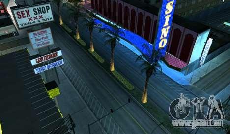 Neue, mehr realistische Timecycle von Luke126 für GTA San Andreas elften Screenshot