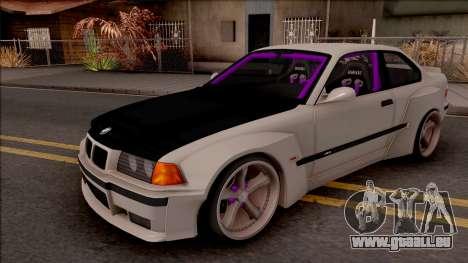 BMW M3 E36 Drift Rocket Bunny v4 pour GTA San Andreas