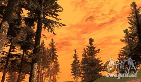 Neue, mehr realistische Timecycle von Luke126 für GTA San Andreas zwölften Screenshot