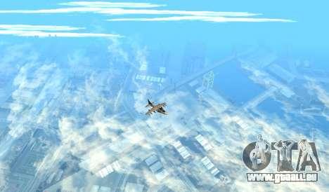 Neue, mehr realistische Timecycle von Luke126 für GTA San Andreas her Screenshot