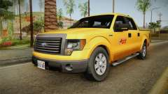 Ford F150 2010 pour GTA San Andreas