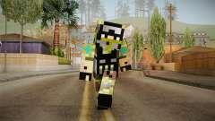 Minecraft Swat Skin