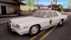 Dodge Monaco Montana Highway Patrol pour GTA San Andreas