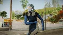 Mass Effect 3 EDI Alt Blue