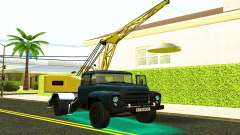 ZIL 130 K25 für GTA San Andreas