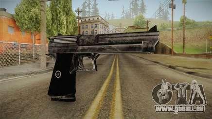 Silent Hill Downpour - .45 Pistol SH DP pour GTA San Andreas