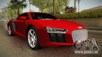 Audi R8 2017 pour GTA San Andreas