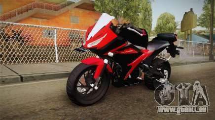 Honda CBR150 Pro Liner für GTA San Andreas