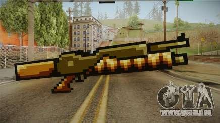 Metal Slug Weapon 12 pour GTA San Andreas