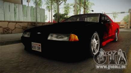 New Elegy Paintjob v1 pour GTA San Andreas