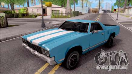 Sabre La Destino Turbo pour GTA San Andreas