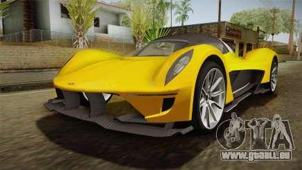 GTA 5 Dewbauchee Vagner pour GTA San Andreas