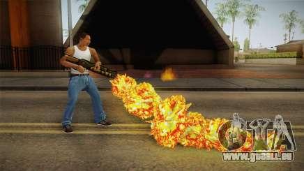 Metal Slug Weapon 13 pour GTA San Andreas