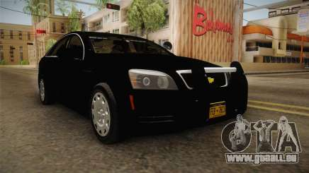 Chevrolet Caprice Police pour GTA San Andreas